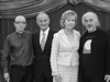 WITH PRESIDENT MARY McALEESE 2010